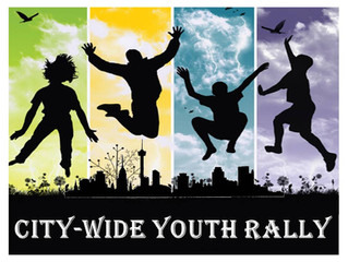 Youth Rally- March 9, 2018