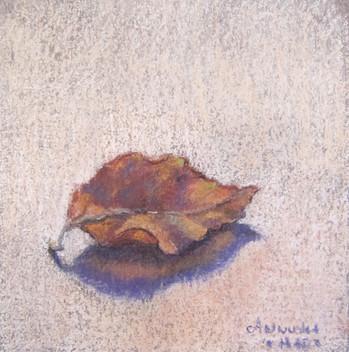 Herfstblaadje II