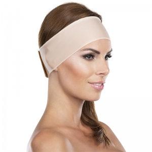 Lipoelastic PU Headband With Velcro Fastener Post Surgical Compression Garment