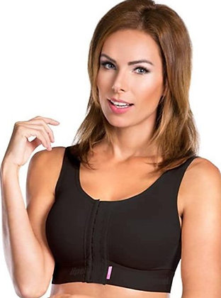 Lipoelastic P1 Extra Variant Post Surgical Compression Bra Black Only