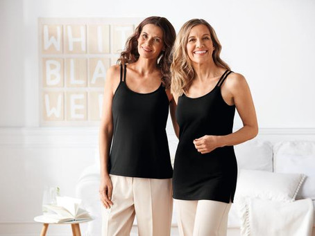 New Longer Amoena Valletta Mastectomy Singlet Now Available At The Mastectomy Store.