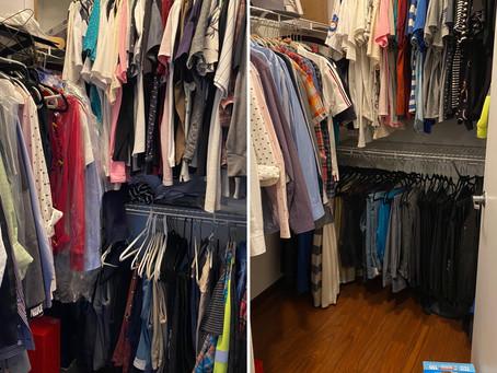 Closet Tips
