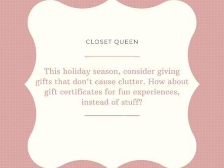 Gift Giving This Holiday Season!