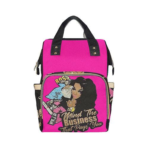 Mind ya Business Mommy Diaper Bag