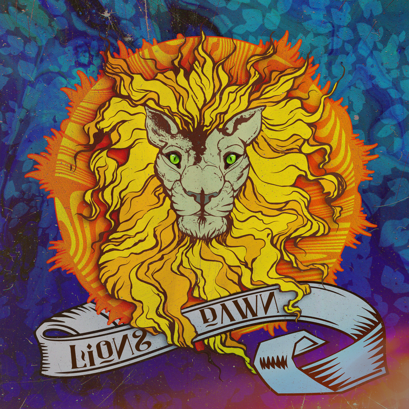 Cover Lions Dawn