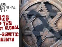 Reporte de los 10 Incidentes Antisemitas Más Destacados del 2020