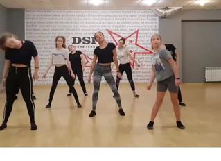 Ознакомительный урок современная хореография Jazz-funk.