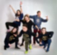 Школа танцев DSF Мариуполь Хип-хоп