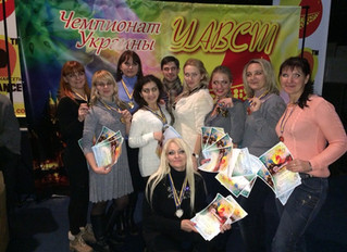 Чемпионы Украины Belly dance (восточные танцы)