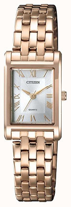Citizen Women's Quartz Stainless Steel Casual Watch
