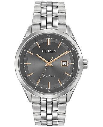 Citizen Corso - Men's Eco-Drive Silver Gray Dial