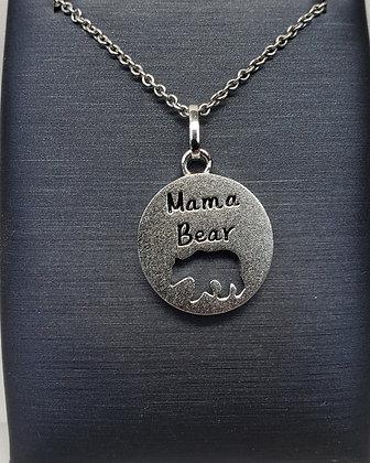 Mama Bear Pendant