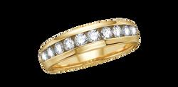 Diamond Ring (Channel set)
