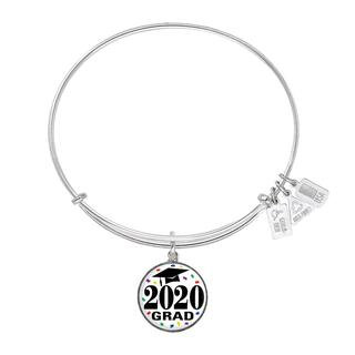 2020 Grad Wind and Fire Charm Bangle
