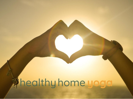 Welcome to Healthy Home Yoga | A message from the founder