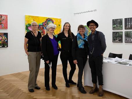 Kunstsalon 2019                                       Die Kunstschaffenden OÖ