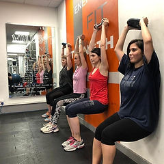 Womans only classes, legs bums and tums, hiit workout