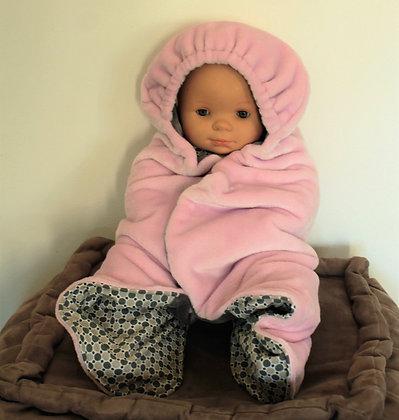 Couverture Nomade bébé BarnaBonbon