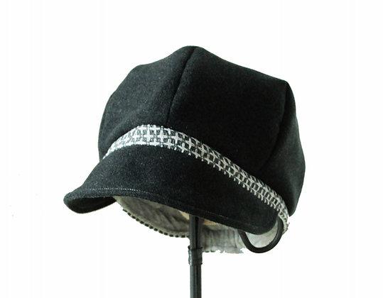 Chapeau / casquette hiver doublé