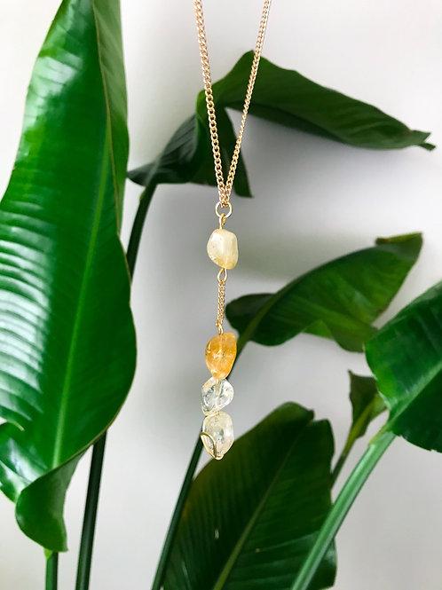 Amber Drop Chain III