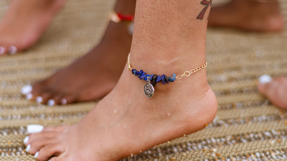 Water Sign Anklet
