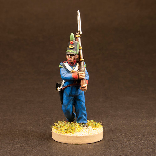 FNSP616: Spanish Infantry 1811-15 - Light Company (6 figures)