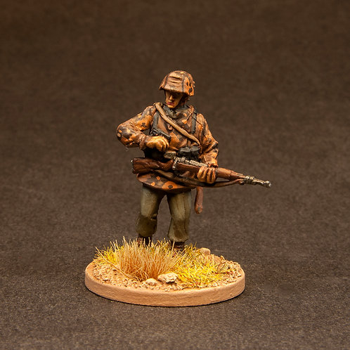 EGSS951: Waffen SS - Squad 1 (11 figures)