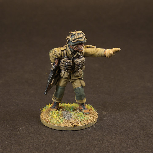 EUSP205: US Paras - Command (3 figures)