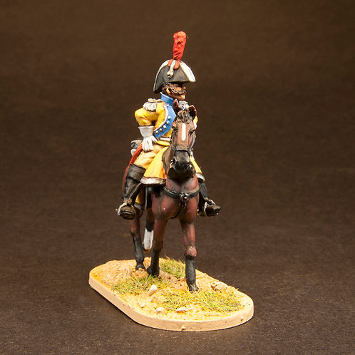 FNSP620: Spanish Dragoons - Command (3 figures)