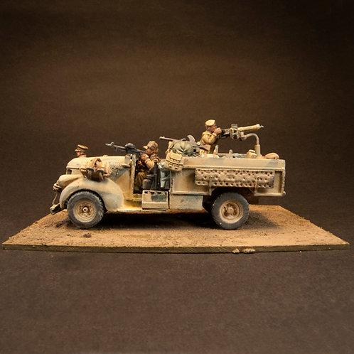 EBEA501: LRDG - Chevy & Crew (3 figures)