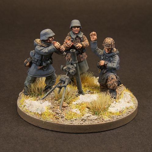 EGWI927: German Winter - HMG & 81mm Fire Support (6 figures)