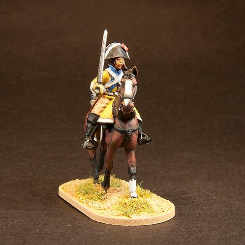 FNSP621: Spanish Dragoons - Centre Company (3 figures)