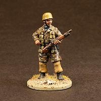 WWII German Fallschirmjaeger Miniatue