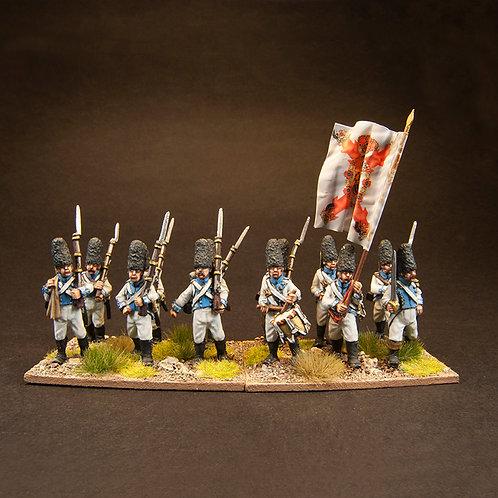 FNSP701: Spanish Grenadier Infantry - Battalion (30 figures)