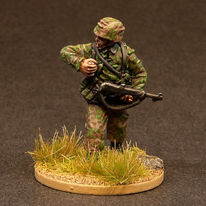 Elite WW2 Miniatures Range