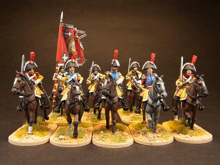 NEW RELEASE: Napoleonic Spanish Dragoons