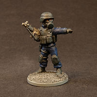 28mm Modern Hostage Rescue Miniature