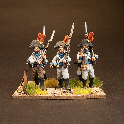 FNSP700: Spanish Line Infantry - Battalion (30 figures)