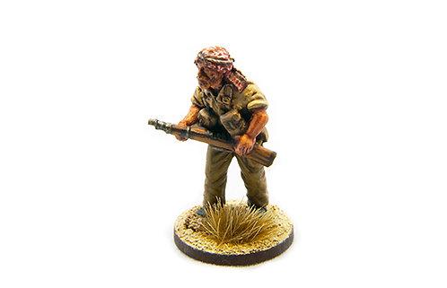 EBEA504: LRDG - Dismounted Troopers (7 figures)