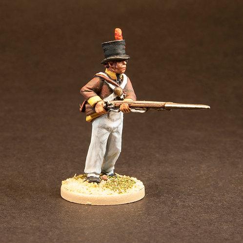 FNSP609: Spanish Volunteers B - Levelled Muskets (6 figures)