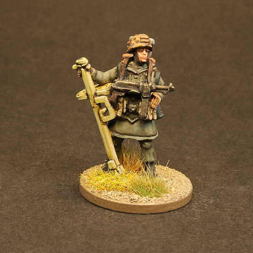 EGWI926: German Winter - Anti Tank Team (8 figures)