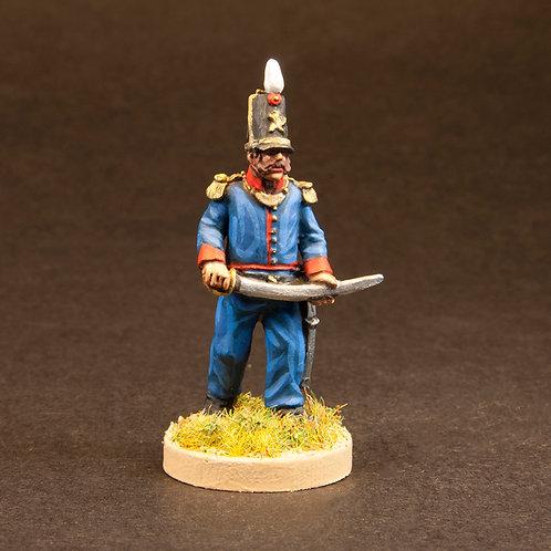 FNSP613: Spanish Infantry 1811-15 - Command (6 figures)