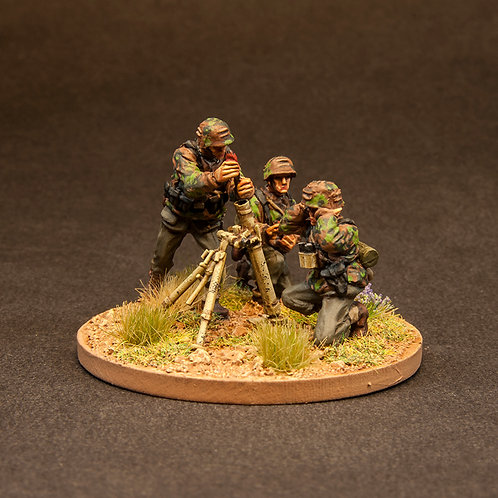 EGSS954: Waffen SS - Fire Support 1 - HMG + 81mm (6 figures)