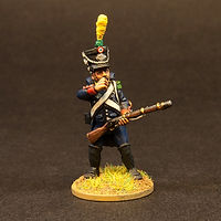 28mm French Napoleonic Soldier Miniature