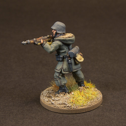 EGWI922: Germans Winter - Squad 1 (10 figures)