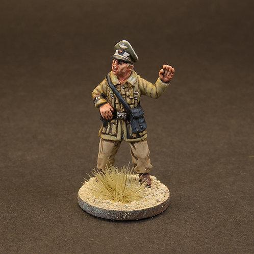 EGDK304: DAK Infantry - Command (6 figures)