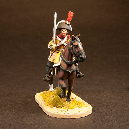FNSP622: Spanish Dragoons - Elite Company (3 figures)