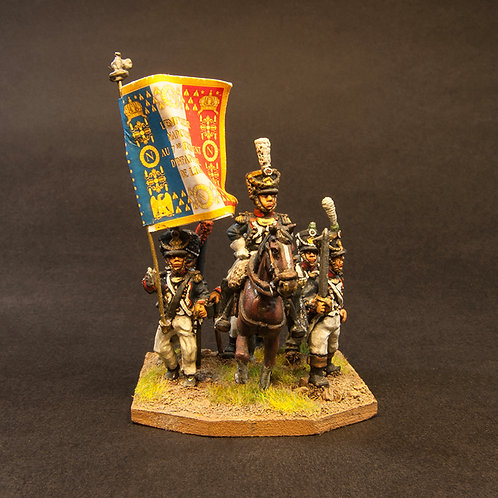 FNFR200: French Line Infantry 1807-12 - Battalion (36 figures)