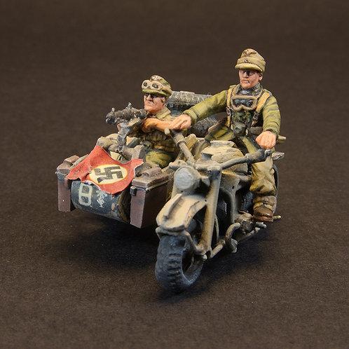 EGDK303: DAK - Motorcycle & Sidecar (2 figures)