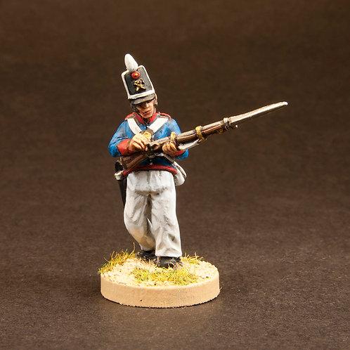 FNSP618: Spanish Infantry 1811-15 - Fusiliers Firing (6 figures)